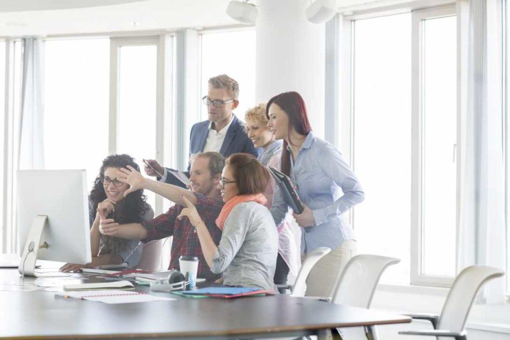 Mitarbeiter, nachhaltig motiviert, Online Kurs